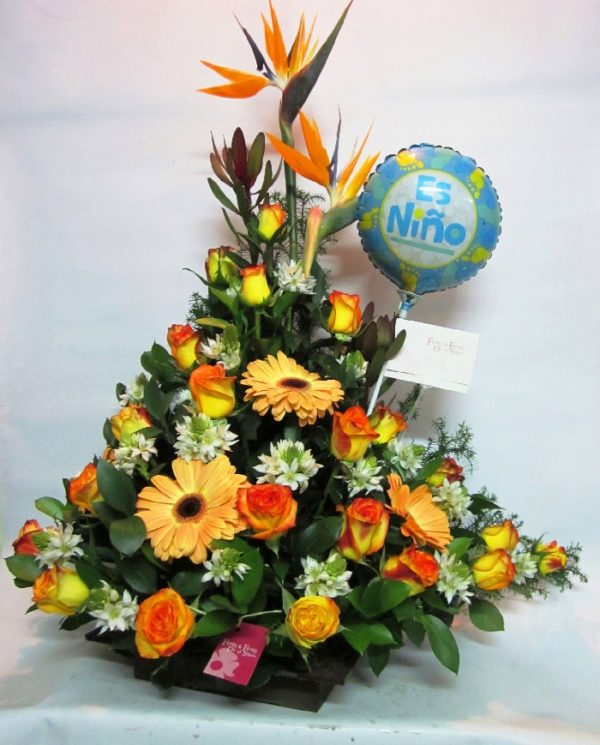 flores a domicilio bogota de nacimiento
