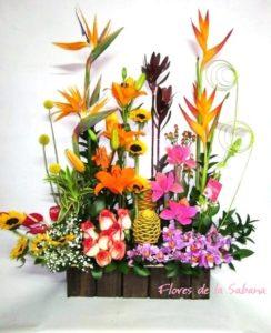 Flores De La Sabana Tienda Online Flores A Domicilio