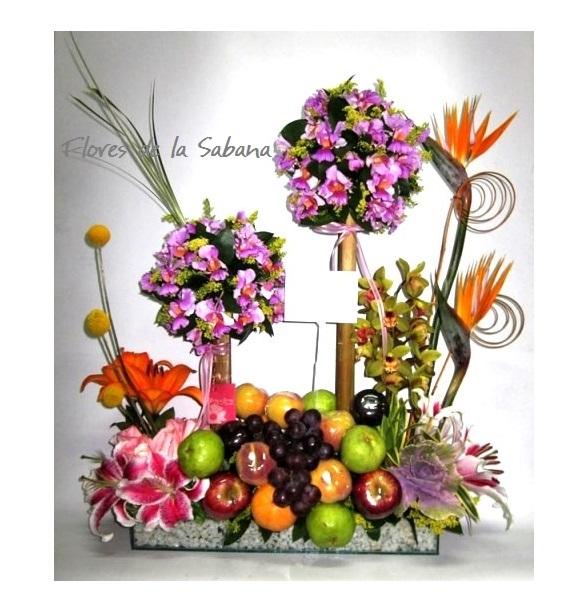 Orquídeas Y Frutas Noa